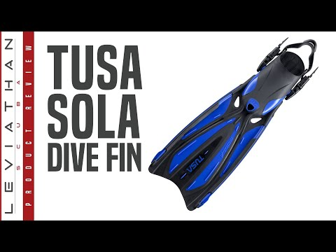 5280 Scuba Tusa Sola Swim Fin Product Review