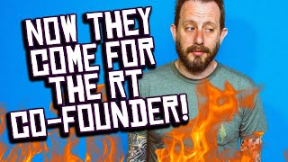 Rooster Teeth Co-Founder GEOFF RAMSEY Faces Allegations?! FUNimation VA Scandal!