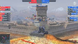 WoT Blitz 2018 Twister Finals Epic Winning Play by [RA1D]