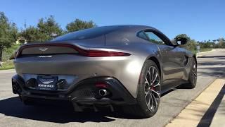 2019 Aston Martin Vantage — Richard's Review