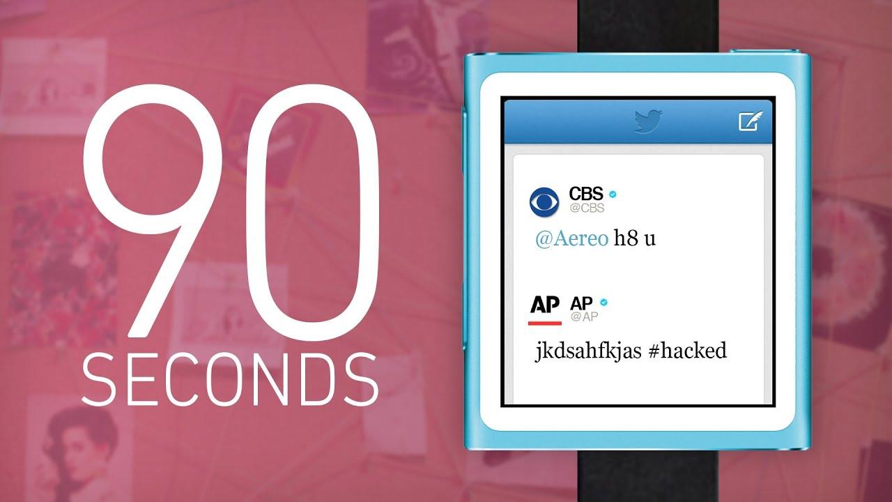 AP phishing, CBS vs. Aereo, and Apple 'surprises' - 90 Seconds on The Verge thumbnail