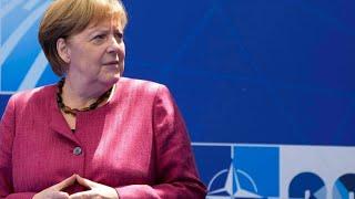Merkel: Nato braucht doppelten Ansatz aus Stärke und Dialog mit China