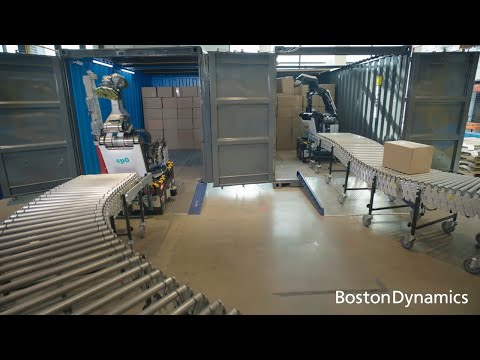 Stretch Is Boston Dynamics' Take on a Practical Mobile Manipulator for Warehouses