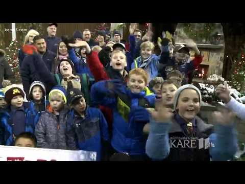 On December 8, 2017, Trinity Exteriors was featured on Kare11 for the news channel's annual drive for Toys...