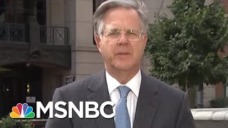 Russian Woman Charged With Attempted Midterm Election Meddling | Katy Tur | MSNBC