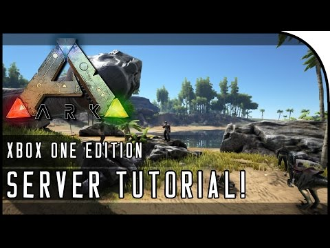 Ark private server hosting xbox j
