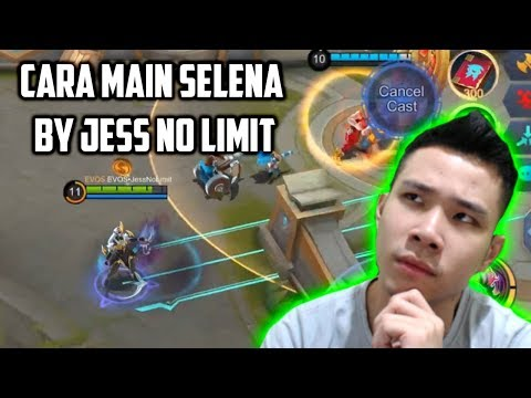 CARA MAIN SELENA By JESS NO LIMIT