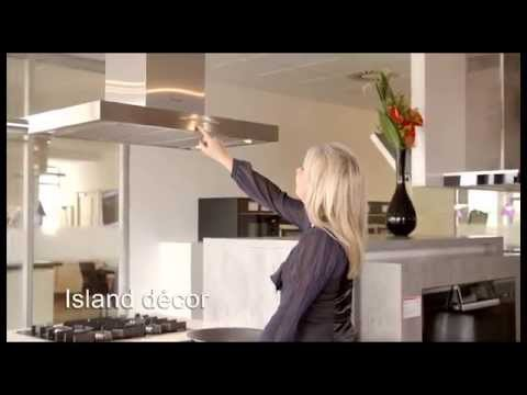Miele Conventional Hood DA1260 - Stainless Steel Video 2