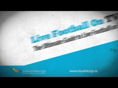 Video of Live Football On TV
