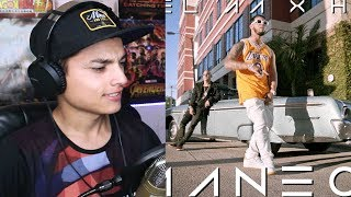 REACCIONO 🔥 ANUEL AA ➕ HAZE - AMANECE!!🌅 (Oficial Video) - Themaxready