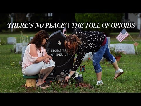 'There's no peace': The toll of opioids in Tom Marino's Pennsylvania district