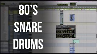 Into The Lair #55 – 80's Snare Drum Trick