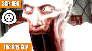 """SCP-096 The """"Shy Guy"""" 