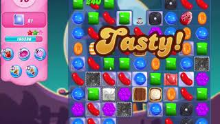 Candy Crush Saga Level 3885 NO BOOSTERS