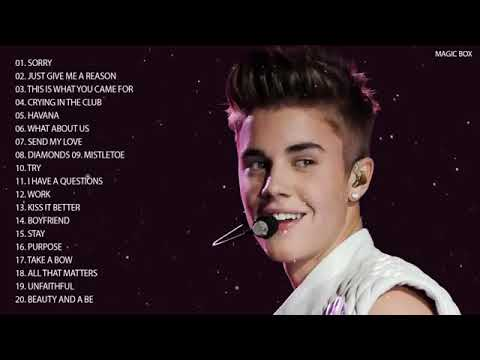 Best English Songs 2018 Hits - JUSTIN BIEBER PINK RIHANNA CAMILA CABELLO ADELE | Best Pop Songs Eve