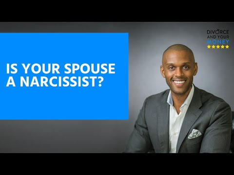 Is your spouse a narcissist?