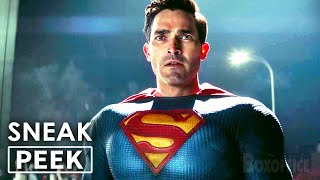SUPERMAN & LOIS Superman Meets with The Army Clip NEW by Fresh Movie Trailers