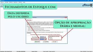 Administração Estoque - Enterprising / Atena