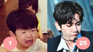 Baekhyun EXO Childhood | From 1 To 25 Years Old