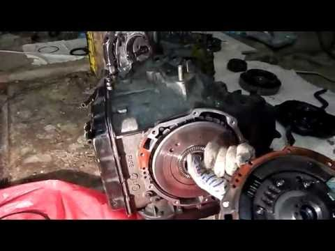 разбираем АКПП Mazda 626/ Ford Probe для ремонта третьей и четвертой передачи