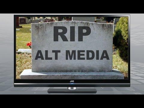 Information Warfare and the Death of Alternative Media