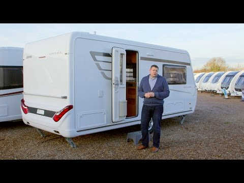 The Practical Caravan Hymer Nova GL 470 review