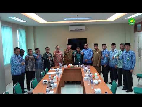 Kunjungi Kemenag Aceh, Wantimpres Bahas Isu Pendidikan dan Kerukunan Umat Beragama