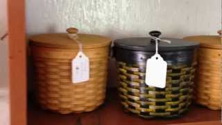 Amish Heartland Tours ~ Swartzentruber Basket Maker.MOV