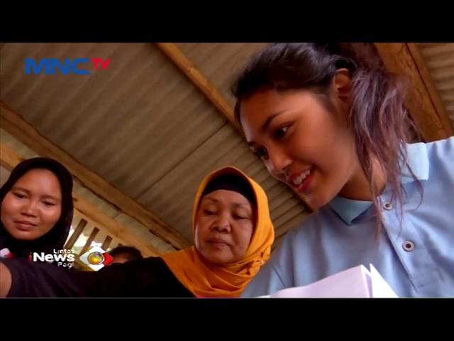 Kiprah Sosial Miss Indonesia 2019 Princes Megonondo