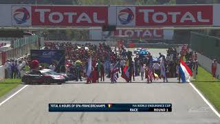 2018 Total 6 Hours of Spa-Francorchamps - Full Race Replay