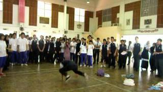 preview picture of video 'Gangnam Style between SMK Putrajaya Presint 8(1) and Yokohama Seiryo Sogo High School'