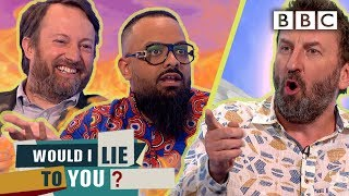 Did Guz Khan Lock His Teaching Nemesis In A Cupboard? | Would I Lie To You? - BBC