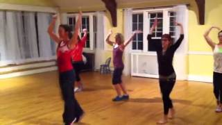 Rumor has it - smash at Dancefit
