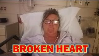 Real Time Update: Emergency Room Visit & Finding My New Normal
