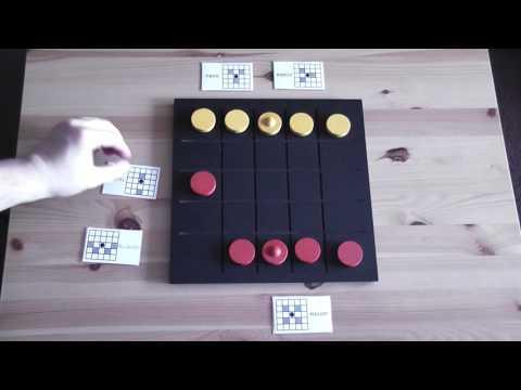 Onitama társasjáték - d3meeples
