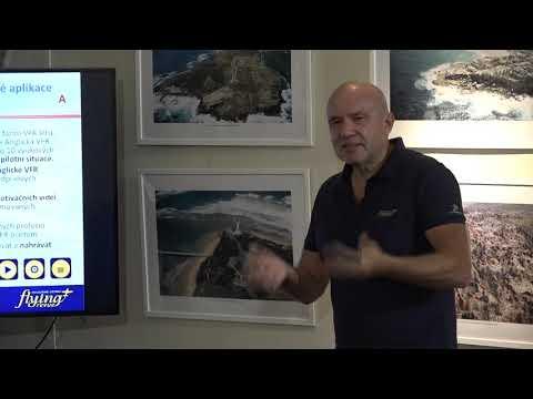 Videoprezentace aplikace VFR Communication