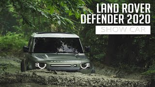 Land Rover Defender 2020 - Show Car