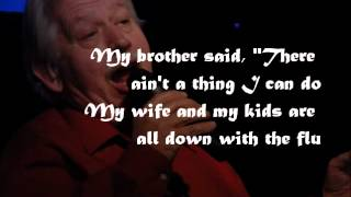John Conlee-Busted(with lyrics)