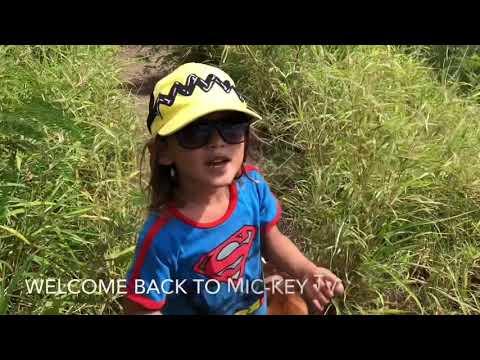 Mic-key TV! EPIC Lanikai Pillbox Hike from Secret Entrance! Best Hikes on Oahu Hawaii