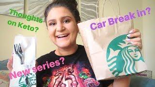 Starbucks Breakfast Mukbang   Gabbie Hanna Keto Video Reaction, New Series, Updates
