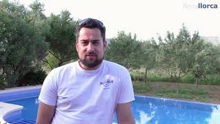 Video Stephan auf der Finca Can Verano