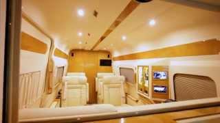 Reále | B6 Armored Luxury Sprinter