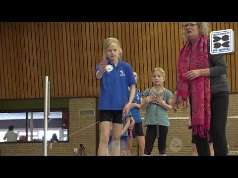Badmintonclub Raak 'm bestaat 40 jaar