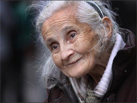 Золотые слова 90-летней старушки - Живите 100 лет без бед!