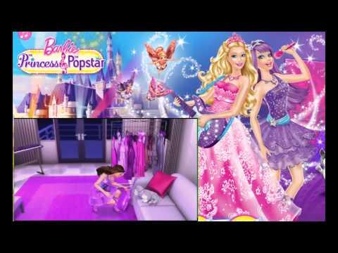 Barbie: De Prinses en de Popster - Had ik haar leven maar (CC S+T)