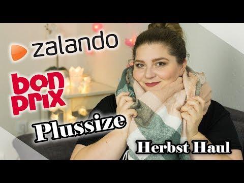 XXXL Plussize Zalando & Bonprix Haul | Mel @ Home