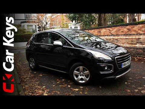 Peugeot 3008 2014 review - Car Keys