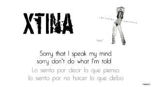 Christina Aguilera Stripped Intro completo Subtitulado En Español