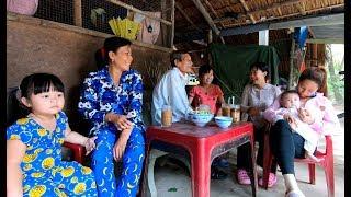 Qua nhà Chị Lệ nựng Em Bé - Hương vị đồng quê - Bến Tre - Miền Tây