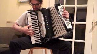 The Aquabats - Look at Me (I'm a Winner)! [accordion cover]